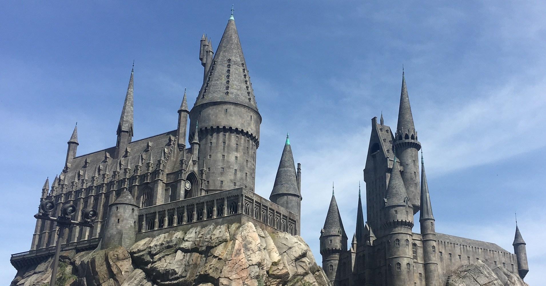 Base château Harry Potter