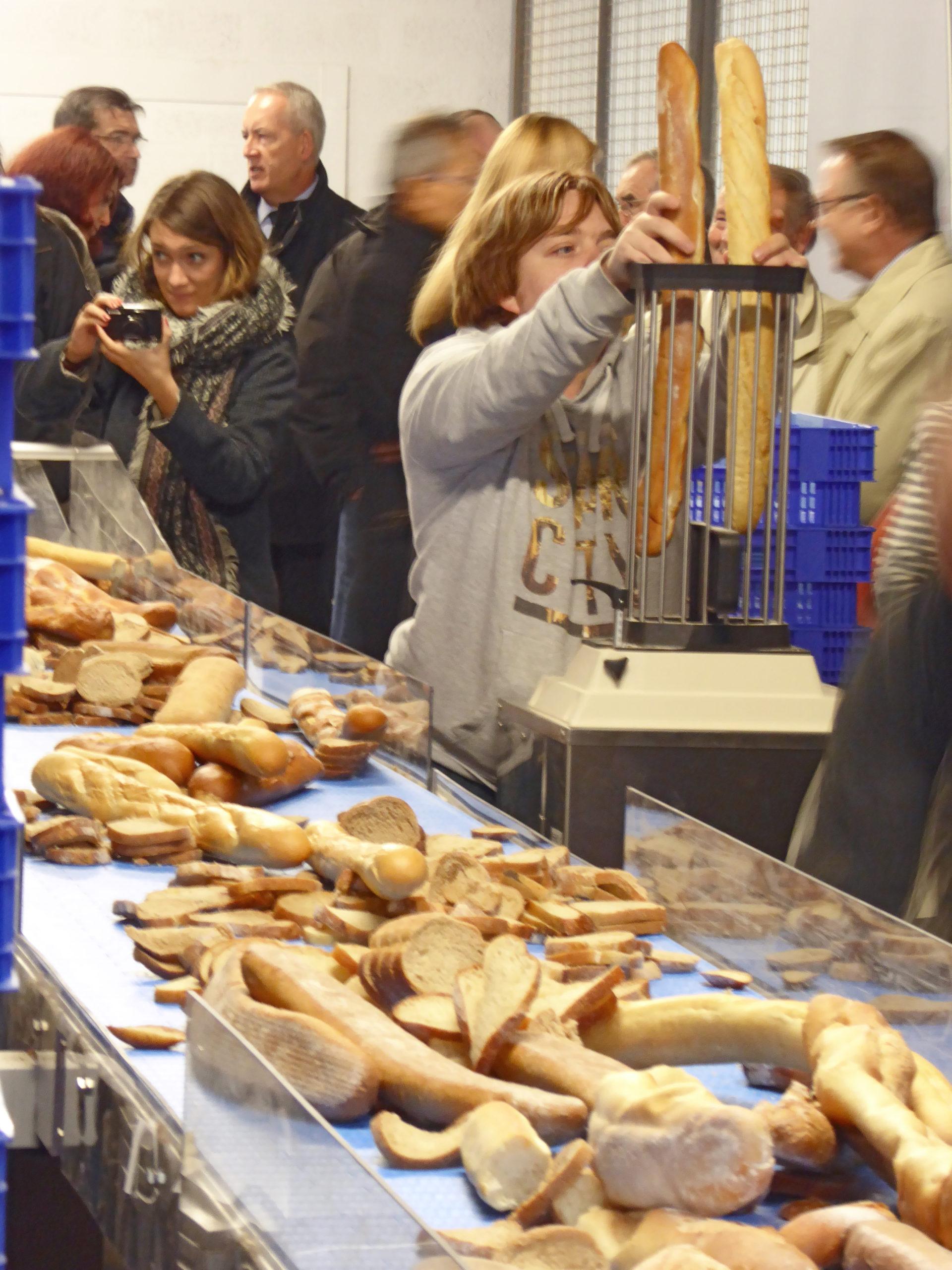 Réinsertion Boulangerie