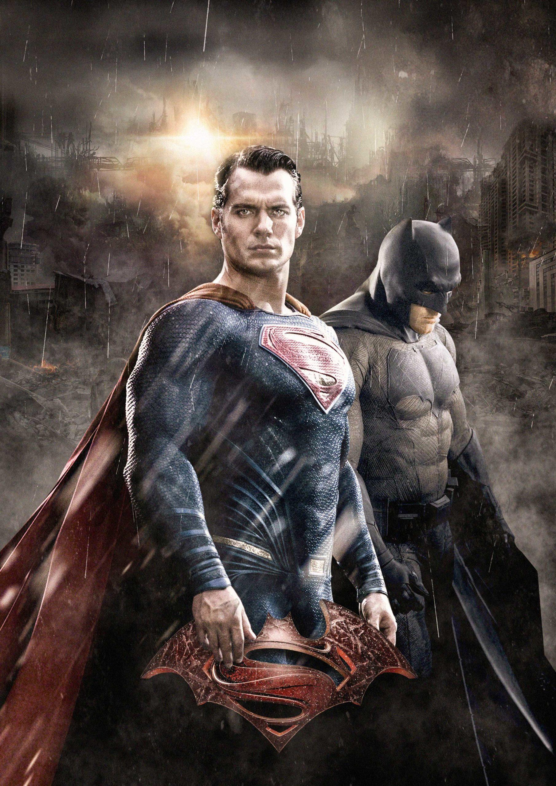 Compositing Cinéma Batman vs Superman
