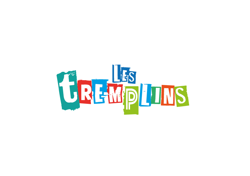 Logo association les tremplins